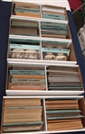 Stereoview Cards - Over 850 - Many Topics and Countries (Est $400-500)