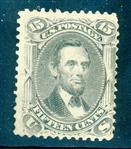 USA Scott 77 Unused, Fine with 2020 Crowe Certificate (SCV $5000)