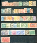 Canada Mixed Used, Mostly Pre-1940 Stamps (SCV $2888)
