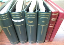 Used Scott Specialties and Stanley Gibbons Albums with Album Pages, OFFICE PICKUP ONLY!