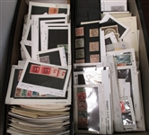 Banker Box with Collectors Floor Sweepings OFFICE PICKUP ONLY!