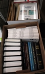 Massive US and Foreign Aerophilately Literature Lot in Two Banker Boxes (Est $200-300)