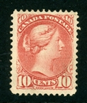 Canada Scott 45 MH F-VF, 1897 10c Issue (SCV $675)