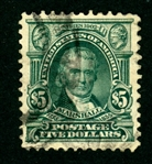 USA Scott 313 Used, F-VF, Fault (SCV $700)