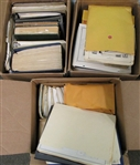 3 Large Boxes Loaded with Foreign Stamps - OFFICE PICKUP ONLY!