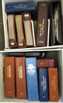 USA Mostly Fleetwood Cover/Card Collections in 2 Banker Boxes – OFFICE PICKUP ONLY!